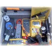 Профилактические испытания и измерения электроустановок до 1000 В фото