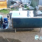 Охладитель молока открытого типа- Фреон 5000 фото