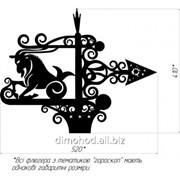 Флюгер Зодиак Козерог фото