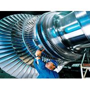 Паровые турбины фото