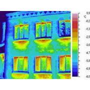 Тепловизионное обследование зданий и сооружений фотография