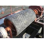 Ремонт отклоняющего барабана ф400 конвейера 2Л-120 и прочий ремонт горно-шахтного оборудования в Украине фото