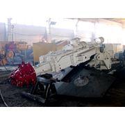 Капитальный ремонт проходческих комбайнов семейства 1ГПКС; 1К101, 1К101У, КСП-32, ГШ 68; породопогрузочных машин ППН-1, 1ППН-5; буропогрузочных машин 2ПНБ2-Б, 1ПНБ2; универсальная бурильная машина УБШ-252 фото