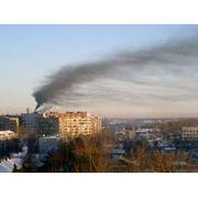 Наблюдения за техногенным загрязнением окружающей среды