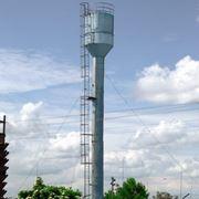 Проектирование и монтаж водонапорных башен фото