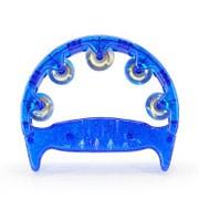 """Музыкальная игрушка Bebelot """"Бубен"""" (18,5х3,5х16 см, в ассорт.) фото"""