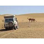 Туры по экзотическим местам запада Туркменистана фото