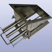 Сепаратор МСС для извлечения металломагнитных примесей из сыпучих материалов (жидкостей) фото