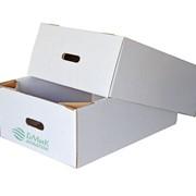 Гофроящики, коробки из трехслойного гофрокартона , заказать тару гофрокартонную фото