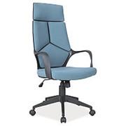 Кресло компьютерное Signal Q-199 (синий) фото