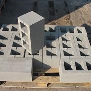 Блоки бетонные алматы фото