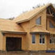 Услуги по возведению домов и коттедже из СИП панел фото