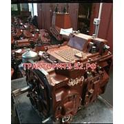 Коробка передач МТЗ-1221, синхронизированная, 14х4 с повышающим редуктором фото