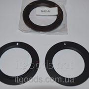 Кольцо переходное M42-Nikon D40 D50 D60 D70 D80 D90 D100 D200 D300 D3000 D3100 D5000 D5100 D7000 D2X D2H D3 2671 фото