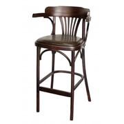 Кресло барное Аполло КМФ 305-01-2 (Н=650мм) фото