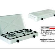 Плита газовая двухгорелочная бытовая OGC-300 фото