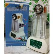 Радиоприемник+фонарь 2в1 фото