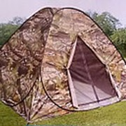 Палатка автомат 2-местная Лето-Зима 200х200х135 см фото