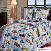 Детское постельное белье Ретро (100, 70х70, 1.5-сп.) фото