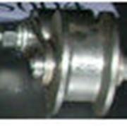 Ролик-направляющая стального троса фото