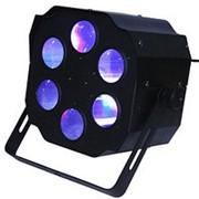 Аренда многолучевого светового прибора фото