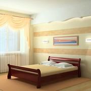 Производим кровати под заказ, материал сосна. фото