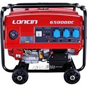 Бензиновый генератор Loncin LC6500DDC-1 фото
