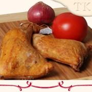 Окорочка цыплят копчено-вареные фото