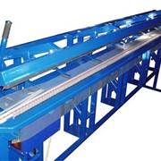 Установка для сборки (сварки) перфорированного алюминиевого уголка и армирующей сетки, применяемых при отделочных работах в строительстве. фото