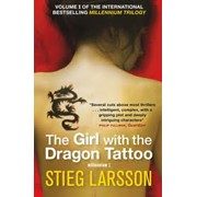 Книга «Девушка с татуировкой дракона» Роман фото