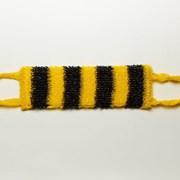Мочалка для тела Пчелка  фото