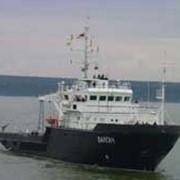 Малое гидрографическое судно фото