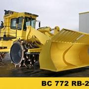 Мусороуплотнитель BC 772RB-2 фото