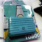 Повер банк портативная зарядка Аккумулятор 10800mAh фото