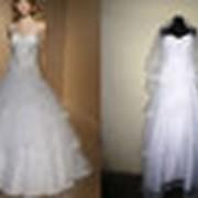 Платье свадебное новое фото