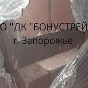 Кирпич хромитопериклазовый ХП фото