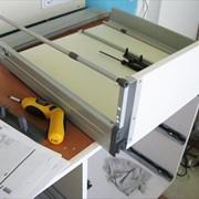 Монтаж корпусной мебели фото