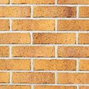 Угловая облицовочная плитка Lode KRISTINA желто-коричневая шороховатая 120x250x65x10 фото
