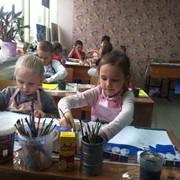 Рисование для детей фото