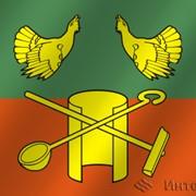 Флаг города Кольчугино (Владимирская область) фото