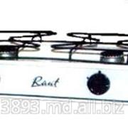 Настольная двухконфорочная газовая плита ПГ-2Н фото