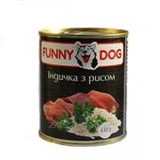 Корм для собак FUNNY DOG фото
