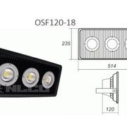 Прожектор светодиодный OSF120-18,OSF150-19,NLCO фото