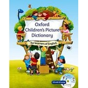 Oxford Children's Picture Dictionary for Learners of English: A topic-based dictionary for young learners With CD фото