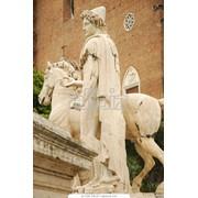 Реставрация скульптуры из камня фото