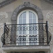 Ограждения кованые декоративные,газонные,балконные фото