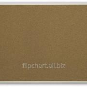 Доска пробковая в раме ALC анод 100х200 см 2x3 (Польша) TCA1020/UA фото