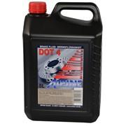 Жидкость тормозная синтетическая Alpine Brake Fluid 5 L фото