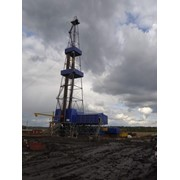 Бурение и ремонт нефтяных и газовых скважин фото