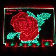 Сувенир с подсветкой фото